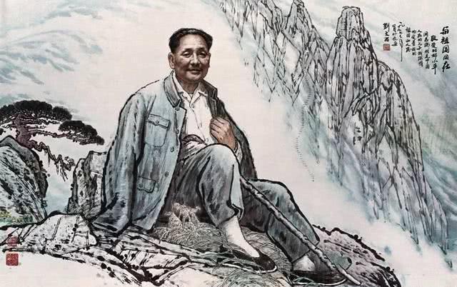 刘文西的绘画充满着革命情怀和生活气息,最受老同志们的喜欢